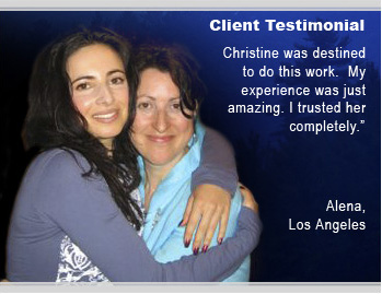 Christine's Satisfied Client From Los Angeles
