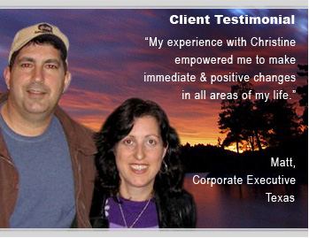 Christine Hunters Satisfied Client From Texas